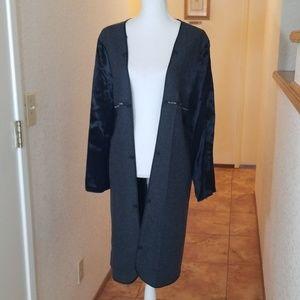 Anne Klein Rainwear Duster Coat